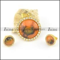 wholesale jewelry sets from Zuobisi Jewelry Store s000788