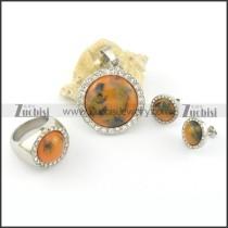 wholesale jewelry sets from Zuobisi Jewelry Store s000790