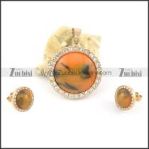 wholesale jewelry sets from Zuobisi Jewelry Store s000789