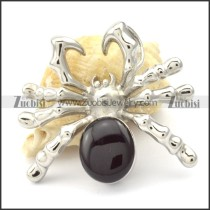 Stainless Steel Spider Pendant -p000324