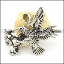 A hawk snake pendant p001496