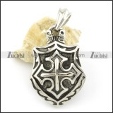 casting stainless steel pendants p001474