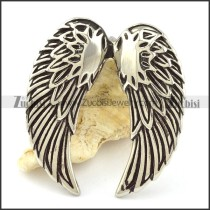 Good Selling Stainless Steel Wing Pendant -p001086