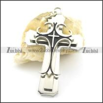 Cross Pendant for Men p001512
