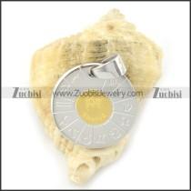 gold constellation pendant p001295