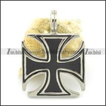 Maltese Cross Pendant p001413