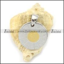 gold constellation pendant p001296