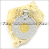 gold constellation pendant p001300