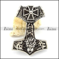 nice-looking 316L Pendant with Affordable Wholesale Price -p001042