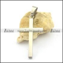 Small Cross Pendant p001868