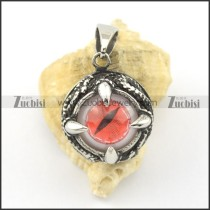 red eye ghost pendant p001608