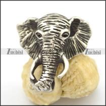Big India Elephant Pendant p002107