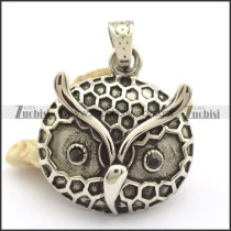 Fat Night Owl Pendant p002167