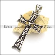 Mens Cross Pendant p002179