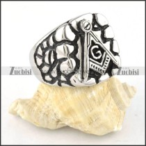 Stainless Steel ring - r000291