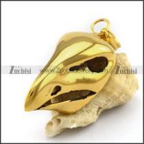 Gold Plating Eagel Pendant p002891