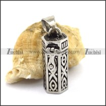 Unique Silver Stainless Steel Lockets p002856