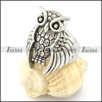 Stainless Steel Owl Rings -r000648
