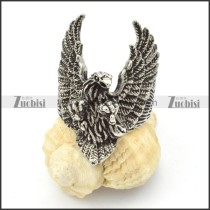 Stainless Steel Eagle Rings -r000374