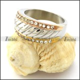 Good Craft Casting Ring in Stainless Steel -r000974