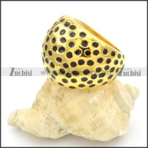 Stainless Steel Leopard Rings -r000412