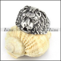 Stainless Steel Lion Rings -r000366