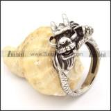 Stainless Steel Dragon Rings -r000483