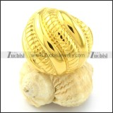 Good Craft Casting Ring in Stainless Steel -r000952