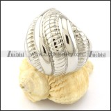 Good Craft Casting Ring in Stainless Steel -r000951
