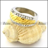 Good Craft Casting Ring in Stainless Steel -r000973
