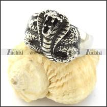 Unique Casting Snake Ring for Mens -r001030