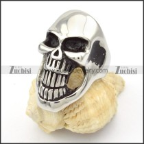 Stainless Steel Skull Rings -r000371