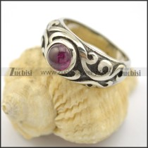 Purple Opal Stone Ring for Women with US size from 7 to 11 r001725