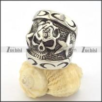 skull rings r001331
