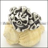 Skull Rings r001505