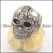 skull rings r001326