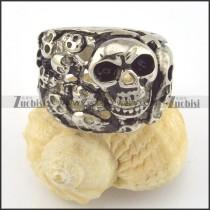 skull rings r001327