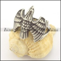 flying eagle ring for mens r001410