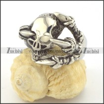 skull rings r001328