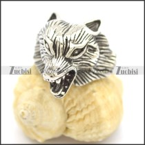Vintage Big Bad Wolf Ring r002392