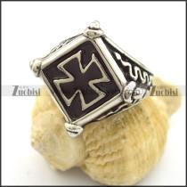 unique cross ring r002238