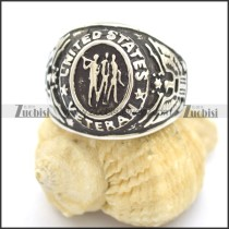 Vintage United States Veteran Ring r002391