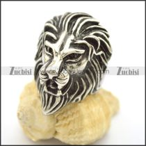 Vintage Stainless Steel Lion Rings r002720