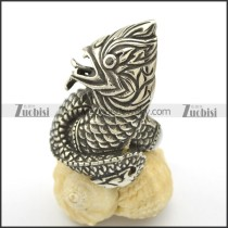 Carp Dragon Ring r002492