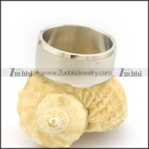Cute Thumb Rings In Wide Edge r002638