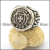 Flame Cross Ring r002748