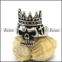 The Skull King Ring r002894