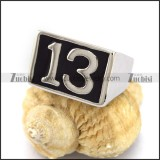 13 Lucky Ring r002965