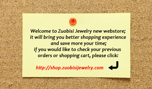 developed zuobisi webstore notice
