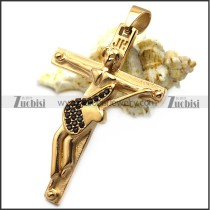rose gold johnny cross pendant p008530